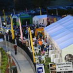 A birds eye view of the new 'Kids Zone' area