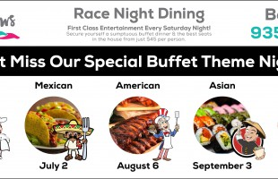 Themed food nights coming to The Meadows!