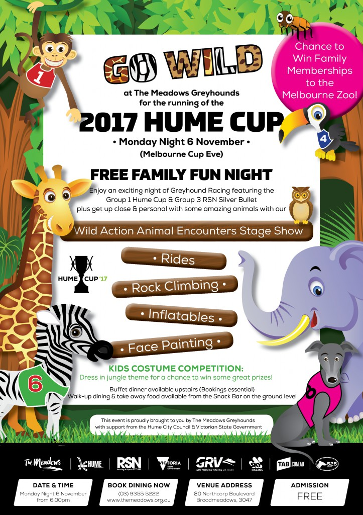 2017 Hume Cup A4