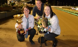 Dyna Patty dazzles in Australian Cup