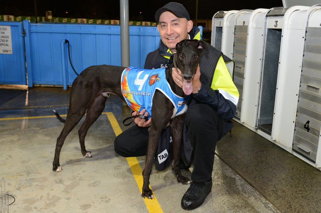 Team Thompson will be hoping HOOKED ON SCOTCH can deliver them back-to-back victories in the TAB Topgun after POKE THE BEAR took out the 2018 edition.