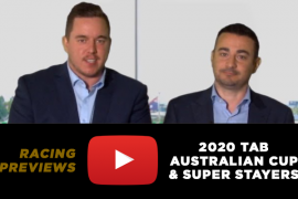 Racing Preview: 2020 TAB Australian Cup and Super Stayers