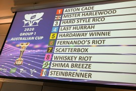 TAB Australian Cup – stats that matter