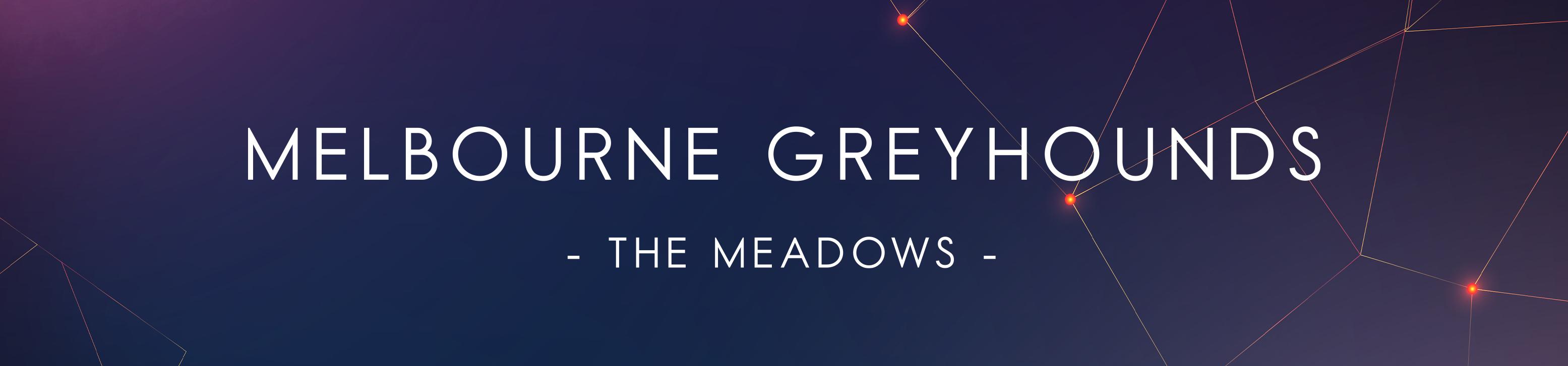 Melbourne Greyhounds footer