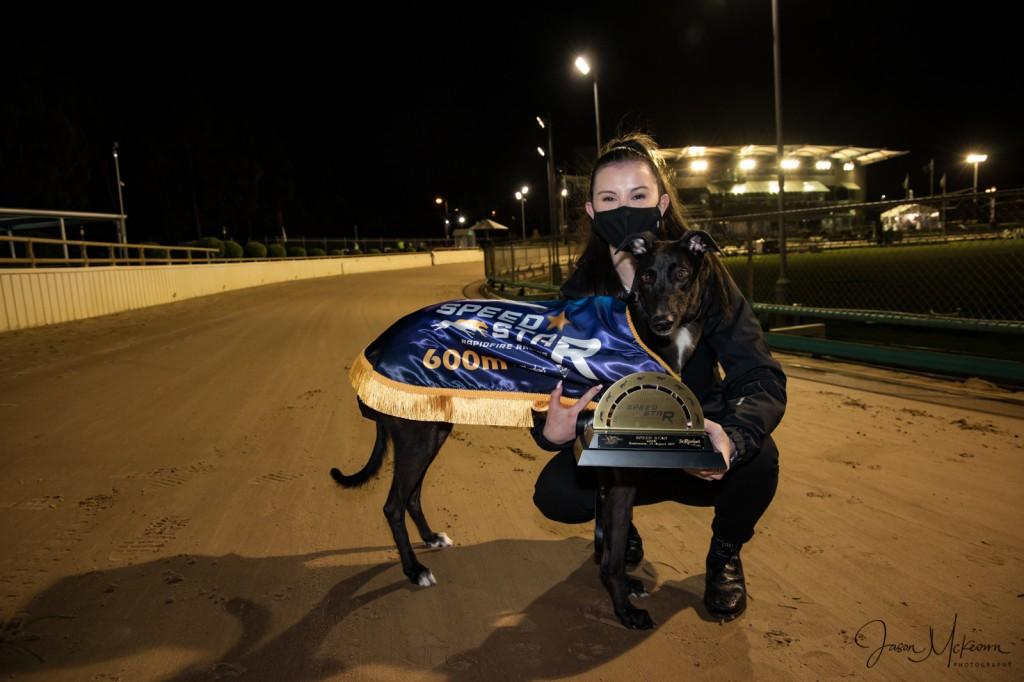 2021 Speed Star 600m - Collinda Patty