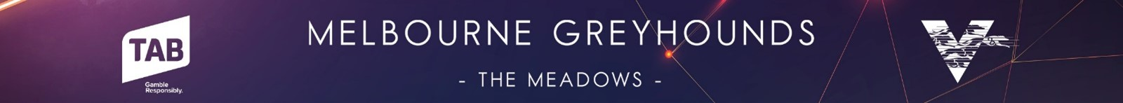 Melbourne Greyhounds - TAB footer